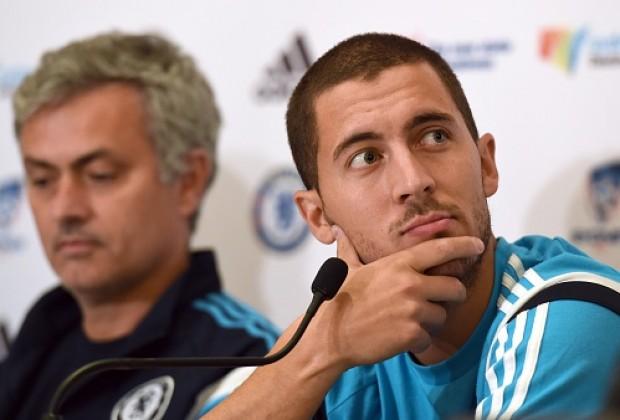 Eden Hazard hi a train tha peih lo – Mourinho