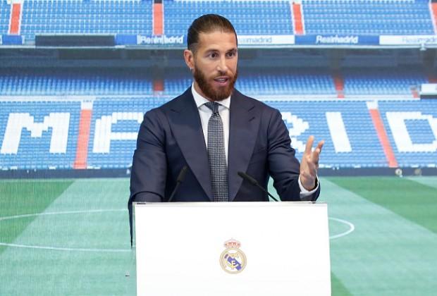 Man Utd in Sergio Ramos an duh loh chhan an puang?