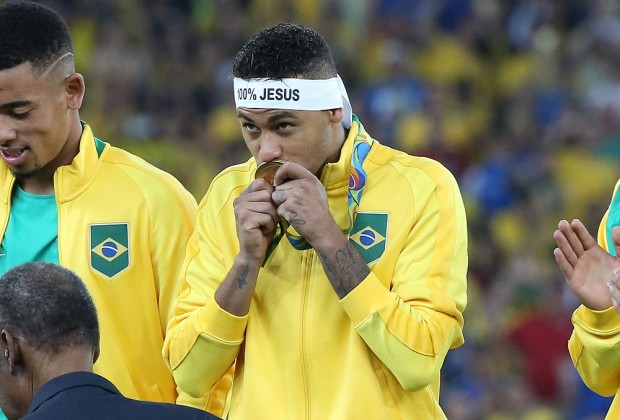 Brazil coach in Olympic squad-a Neymar a telh loh chhan a sawi